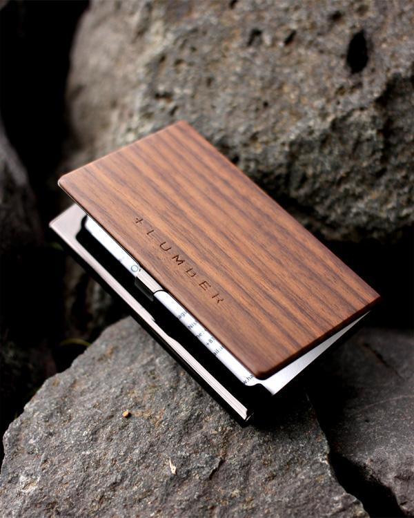 木製名刺入れ・カードケース