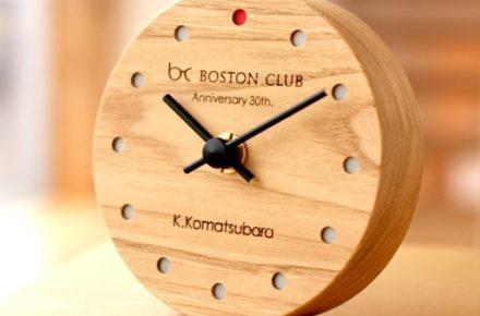 BOSTON CLUB様 置時計
