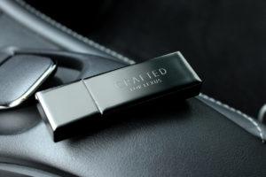 Lexus International様 本漆塗USBメモリ
