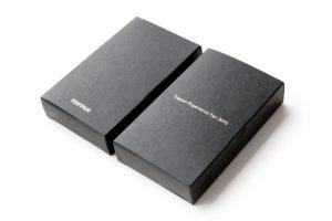 凸版印刷様 モバイルバッテリー
