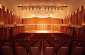 コンサートホールの写真