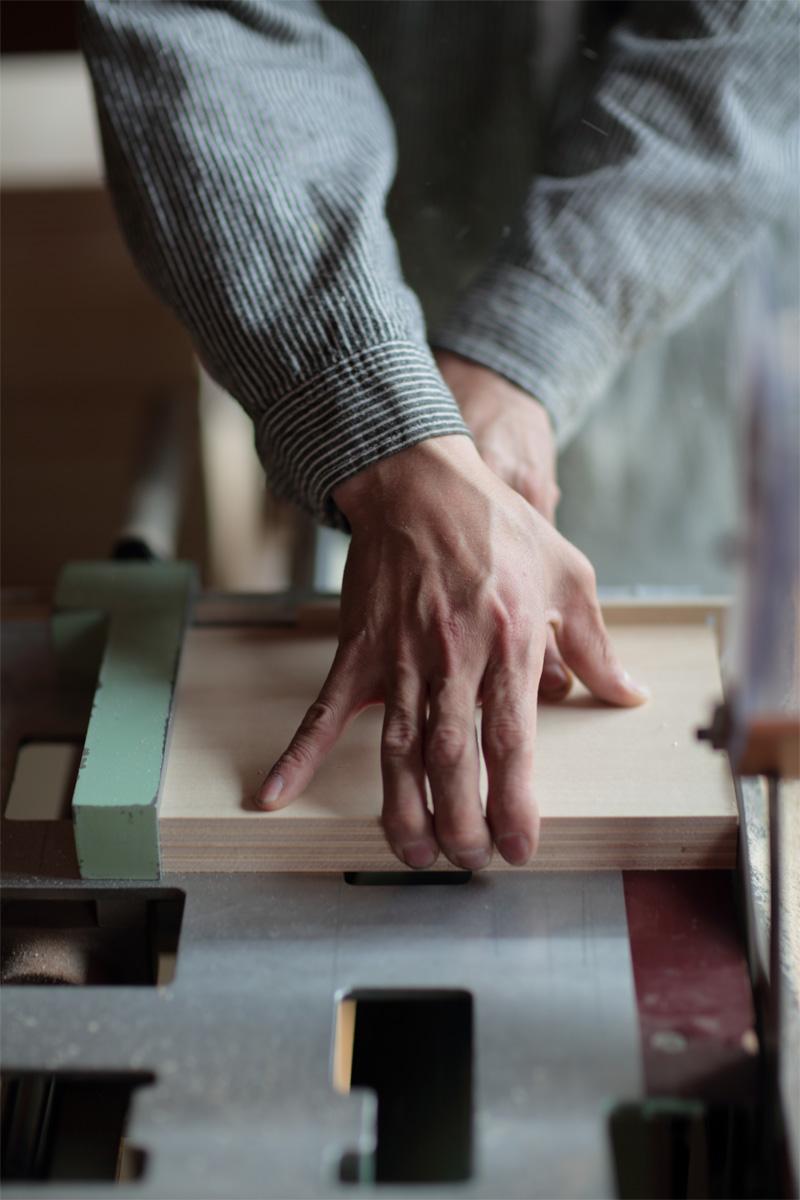 伝統工芸の職人