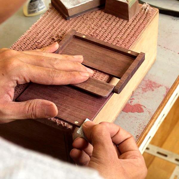 木製品の製造