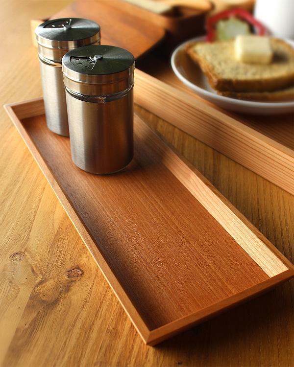 調味料をまとめて収納できる「3Colors Caster tray」