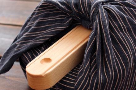 木を削りだした箸箱・箸ケース「Hashi no haco」