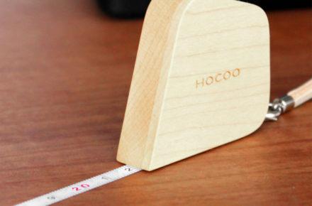 木製の巻尺メジャー「Measure」
