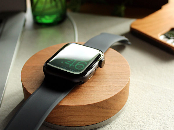 アップルウォッチ用充電ドック「Apple Watch Charging Dock-Flat」
